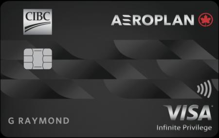 Cibc Visa Infinite Priviege Aeroplan New