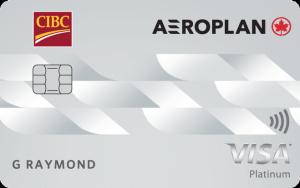 Cibc Visa Platinum Aeroplan New