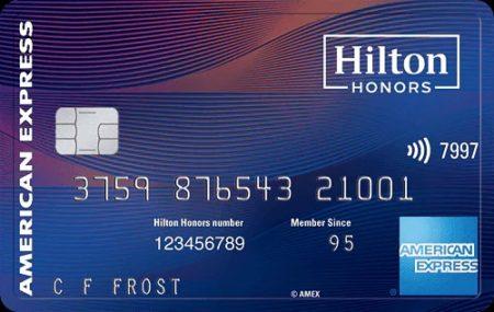 Hilton Honors Aspire