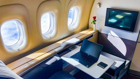Lufthansa First Featured
