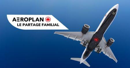Partage Familial Aeroplan