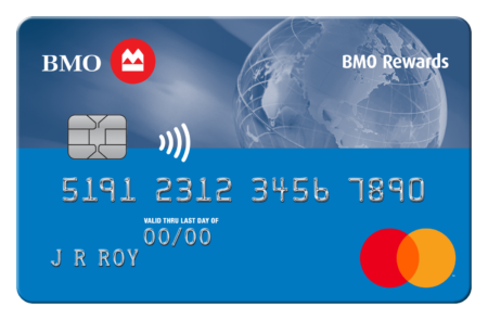 Bmo Rewards Mastercard Rgb Fre For Online