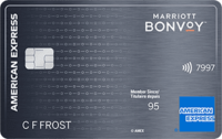Marriot Bonvoy Credit Card