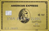 Amex Gold Rewards Card