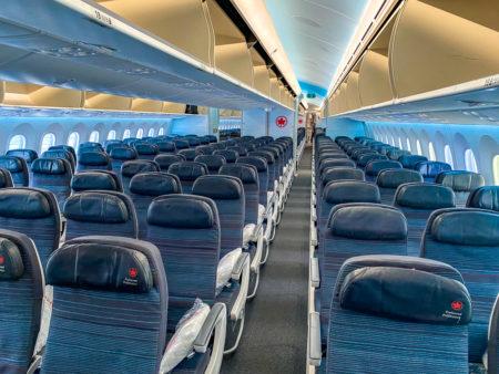 Cdg Yul Air Canada Eco Covid 18