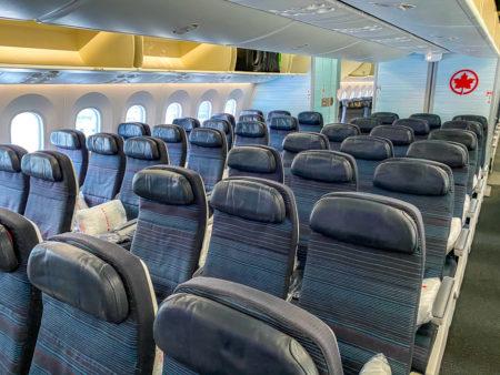 Cdg Yul Air Canada Eco Covid 20