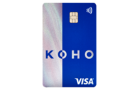 Koho Premium Card