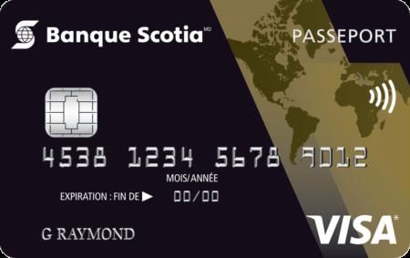 Scotia Gold Passport Fr