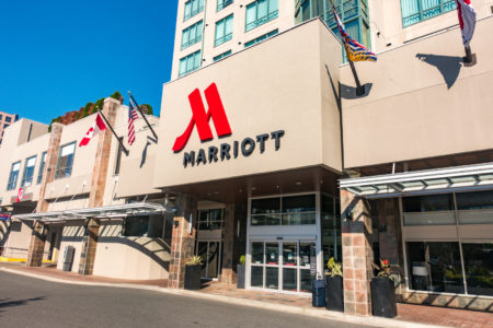 Vancouver Airport Marriott Hotel Featured 2