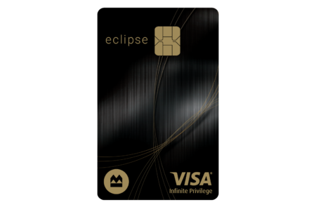 Carte Bmo Eclipse Visa Infinite Privilege Rect