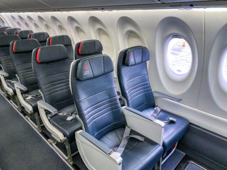 Air Canada A220 Business Class 07