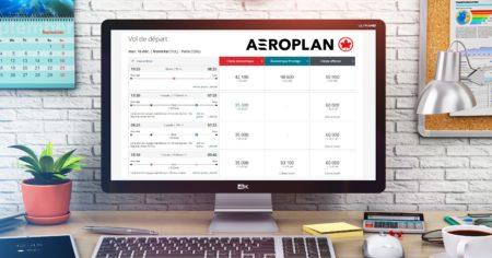 Aeroplan Featured Tool