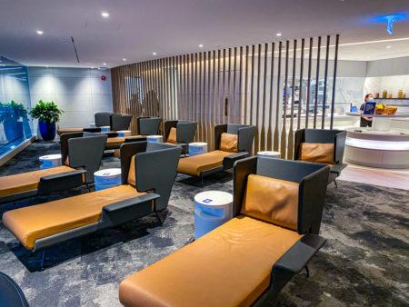 Westjet Elevation Lounge 14