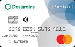Desjardins Remises Mastercard