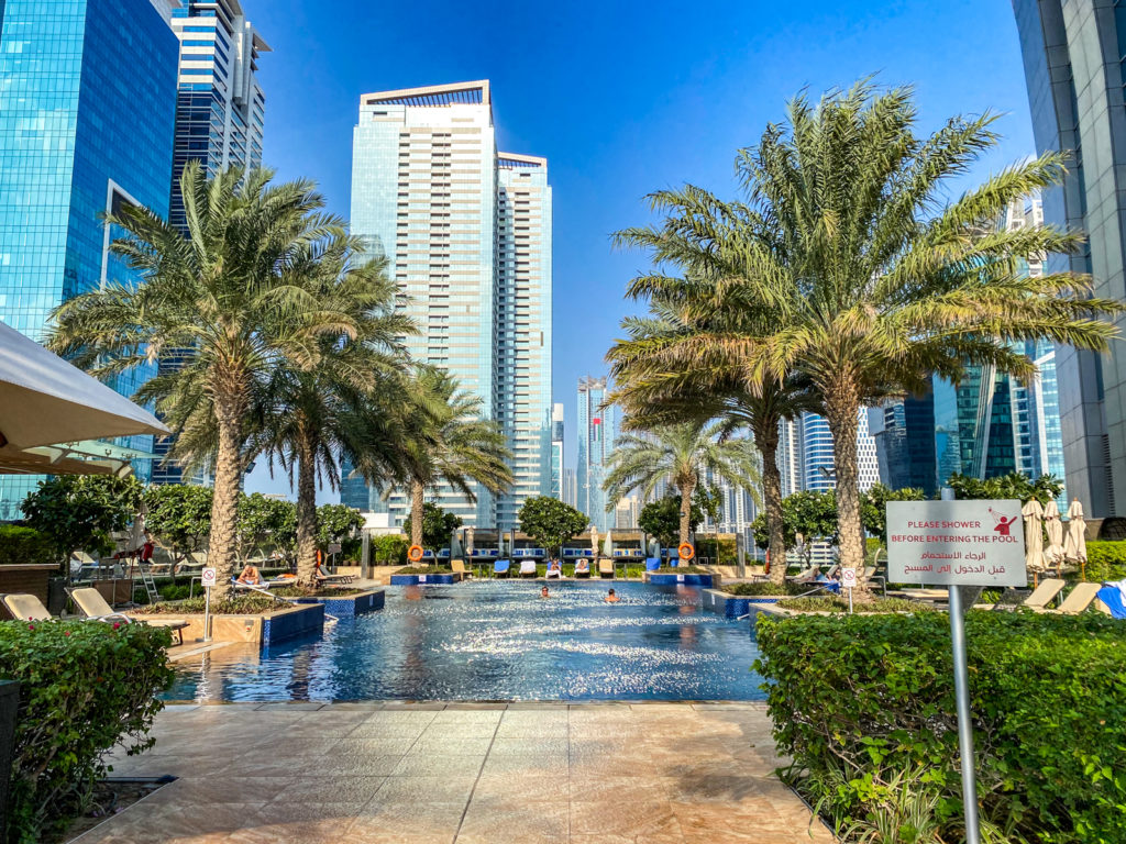 Jw Marriott Dubai Featured