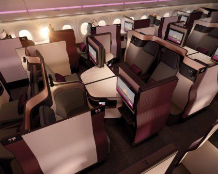 Q Suites Qatar