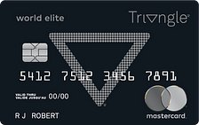 Canadian Tire Triangle World Elite Mastercard