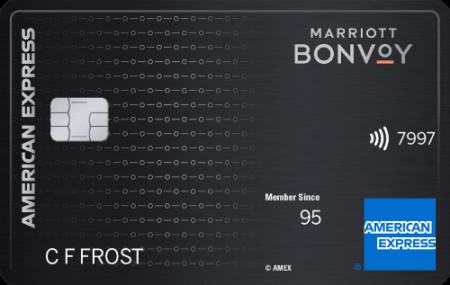 Marriott Bonvoy Brilliant Card
