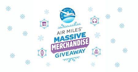 Massive Giveaway Air Miles Featured Fr