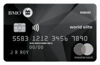 Bmo Cashback World Elite Mastercard Rgb Fre For Online