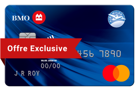 Bmo No Fee Air Miles Mastercard Rgb Fr Exclusive