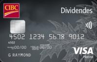 Cibc Visa Dividend Platinum Fr