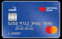 NBC mycredit Mastercard