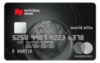 NBC World Elite Mastercard