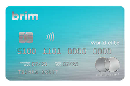 Brim World Elite Mastercard