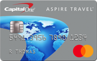 Capital One Aspire Travel