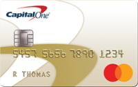 Capital One Guaranteed Secured Mastercard