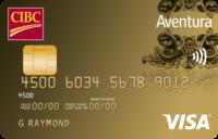 CIBC Aventura Gold Visa Card