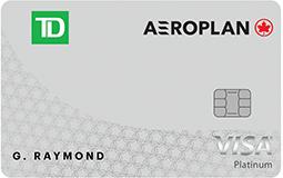 Td Aeroplan Visa Platinumcard
