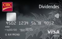 Carte Dividendes CIBC Visa Infinite