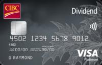 Cibc Visa Dividend Platinum En