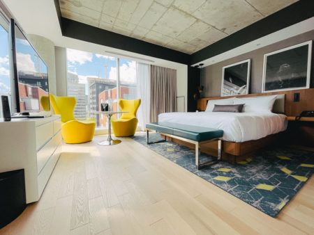 Humaniti Hotel Montreal Autograph Collection chambre