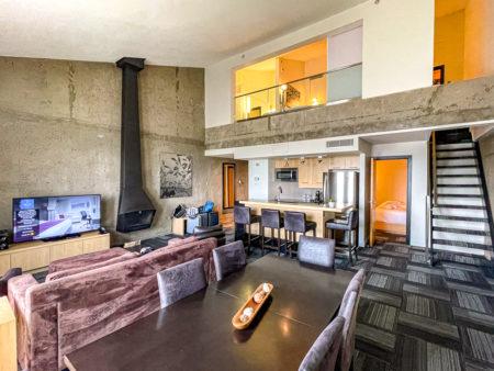 Penthouse Delta Hotels Mont Saint Anne Marriott