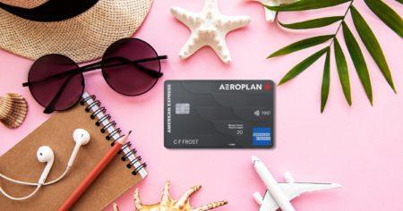 aeroplan featured card