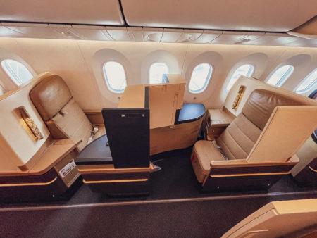 Etihad Airways Business Featured