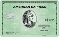 Green Card American Express