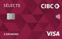 CIBC Selecte Visa front fr