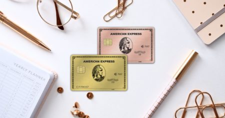 amex rose gold featured